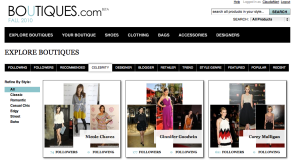 l'e-commerce fashion di Google